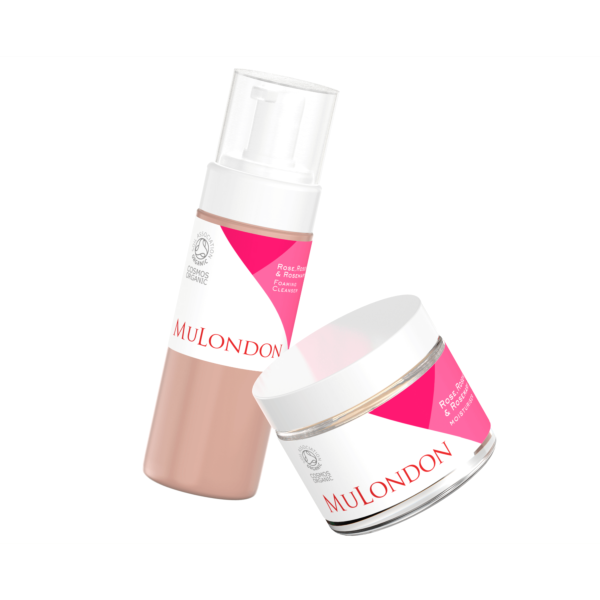 Rose, Rosehip & Rosemary Skin Care Set