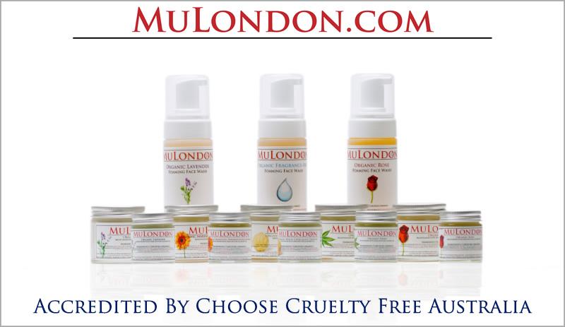 MuLondon - Organic Cruelty-Free Skincare