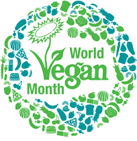 World Vegan Month.