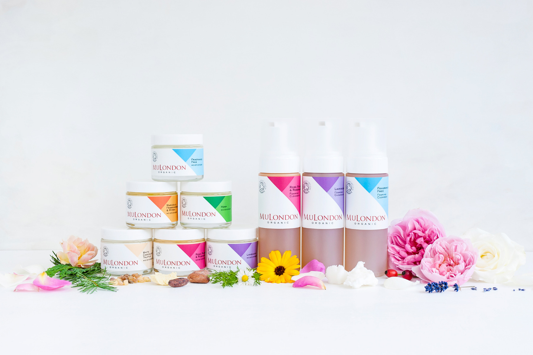 MuLondon Organic Skin Care Products