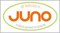 MuLondon Organic Hemp Moisturiser is featured in JUNO magazine!