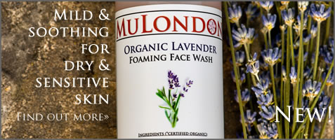 MuLondo Organic Lavender Cleanser.