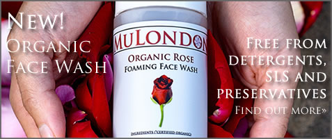 MuLondon Organic Rose Cleanser