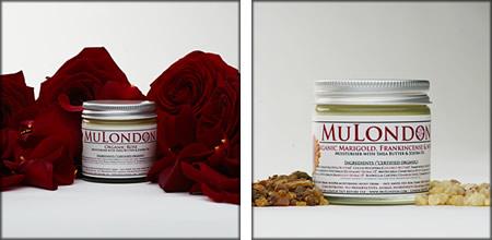 MuLondon Safe Organic Skincare Products.
